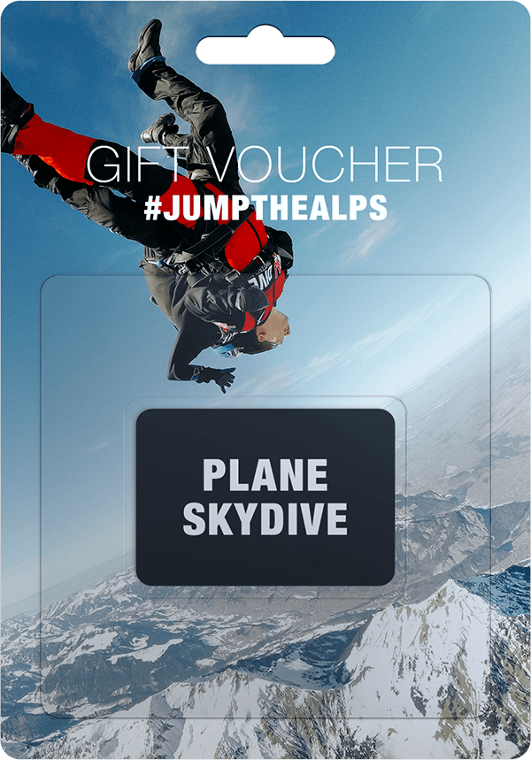 Airplane Skydive Gift Voucher